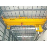High quality Electric Double Girder Overhead Bridge Crane 30 ton, 35 ton, 50 ton thumbnail image