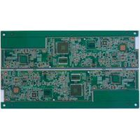 FR-4 6 L Multilayre Monitor Motherboard Assembly