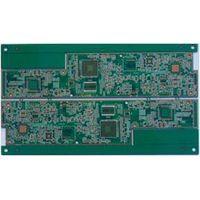 FR-4 6 L Multilayre Monitor Motherboard Assembly