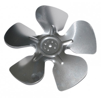OEM ODM Custom Metal Electric Motor Aluminium Fan Blade thumbnail image