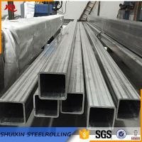 hot rolled steel pipe from China factory
