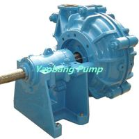 YH High Head Slurry Pump