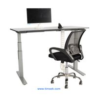 Cheap Price Single Motor Electric Standing Desk Frame Supplier