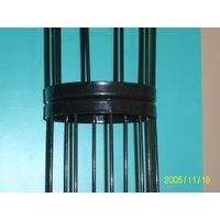 Rotating connection of filter bag cage thumbnail image