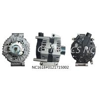 Automotive alternator NC1618 (12V 180A 0121715002)