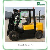 Small Hydraulic Manual Forklift thumbnail image