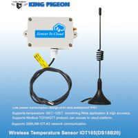 Wireless Temperature IoT Sensor