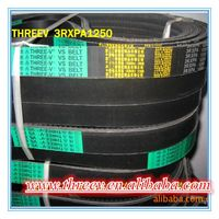 Raw Edge Cogged Banded V Belt Manufacturing
