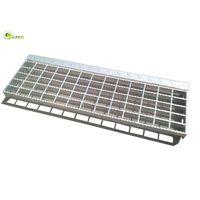Flat Bar Expanded Metal Mesh Panels Hot Dip Galvanized Mild Steel Grill Treads thumbnail image