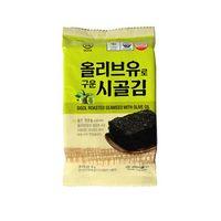 Sigol Roasted Seaweed With Olive Oil 4g