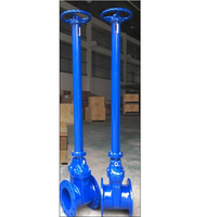 Post Indicator Valves (Butterfly Or Gate Valves)