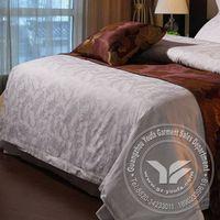300 Thread count jacquard fabric bedding set thumbnail image
