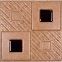 Haining Factory High Quality Cheap 3D Leather Panel