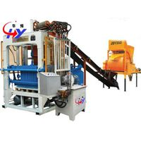 HY-QT4-25 block making machine