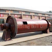 Overflow Type Ball Mill