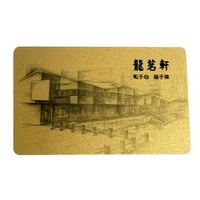 Hot-selling good quality customized color PVC cards