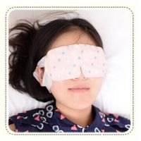 High quality steam warming heating eye mask wholesale supplier manufacturer