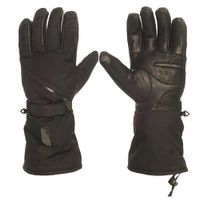 Carbon Fiber Warm Heated Electric Shock Proof Gloves thumbnail image
