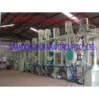 complete rice mill 30TPD 50TPD thumbnail image