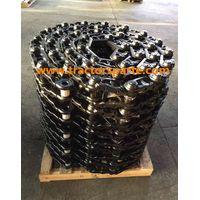 PC120,PC130,PC200,PC300,PC400 excavators track link manufacturers for KOMATSU