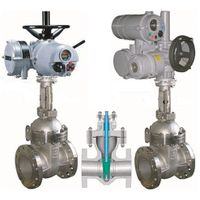 Electric On-Off Gate Valve