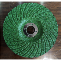 100X6X16mm Green Color Grinding Wheel
