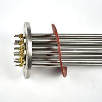 8280Mm Stainless Steel 380V 18Kw Flange Tubular Immersion Water Boiler Heater thumbnail image