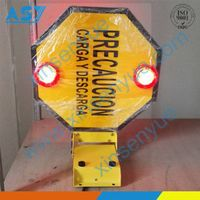 OEM Truck Slow Signal Sign Swing Arm