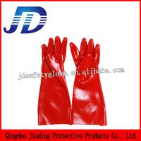 Free sample oil resistant industrial safety gloves