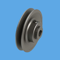 Variable Pitch Pulleys