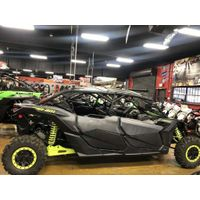 Josh Factory Original 100% Genuine 2019 Can-Am Maverick Max X Ds 1000R Carbon Black & Manta New