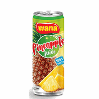 Best Sugar Free Pineapple Juice In Can 330ml