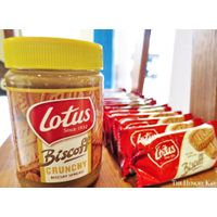Lotus Biscoff Caramelised Biscuit Spread Smooth & crunchy