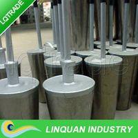 Purging Porous Plug and Segment Plug