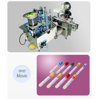 DY-07 Vacuum Blood Collection Tube product Machine (Vacuum + capping+Labeling) thumbnail image