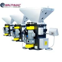High Precision Gravimetric Batch Blender Series