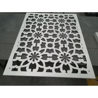 aluminum perforated panel for interior and exterior decoration