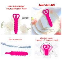 USB charge silicone vibrator clit body massager sex toys for women