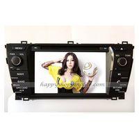 2014 Toyota Corolla Auto radio DVD GPS Navigation Digital TV Bluetooth Touch Screen thumbnail image