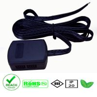 Fongkit LED RGB Junction Box 4Pin with 4 wires UL certificate connecting aluminium ir rgb controller