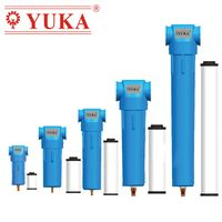 Yuka China Low Price High Quality Precise Compressed Air Filter thumbnail image