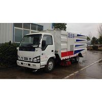ISU-ZU 8CBM truck mounted vacuum road washing sweeper thumbnail image