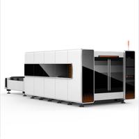 Enclosed Door Fiber Laser Cutting Machine thumbnail image