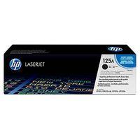 HP 125A Black Toner Cartridge for HP Color LaserJet CP1215 (CB540A) thumbnail image