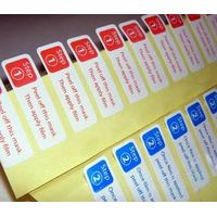 Adhesive Sticker, Packaging Label