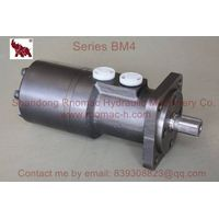 BM4 series Orbital hydraulic motor spool valve