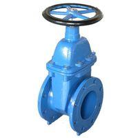 Non rising stem single wedge disc Gate valve