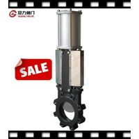 lug type knife gate valve