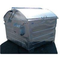 Waste Container - Galvanised