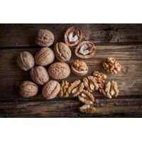 Organic kernels and shelled Walnuts from Ukraine